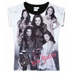 DESCENDANTS TOP BLACK