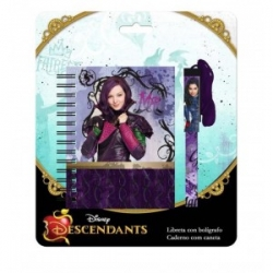 DESCENDANTS NOTES + PERO DISNEY